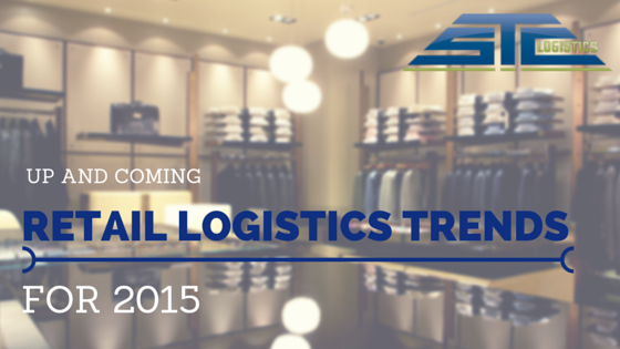 2015 Retail Logistics Trends