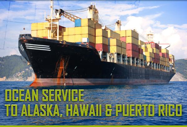 STC Ocean Freight