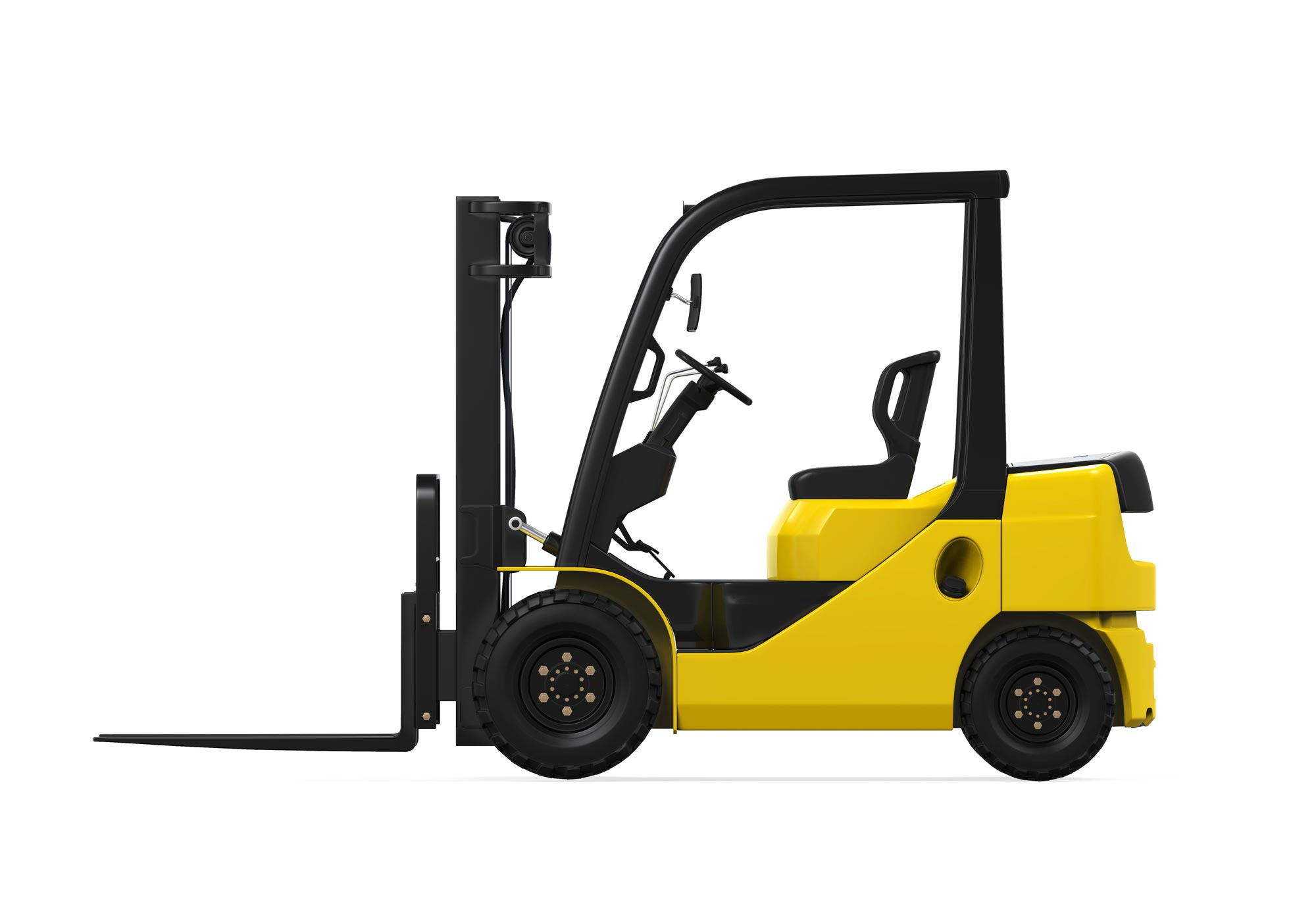 Equipment rental - Forklift