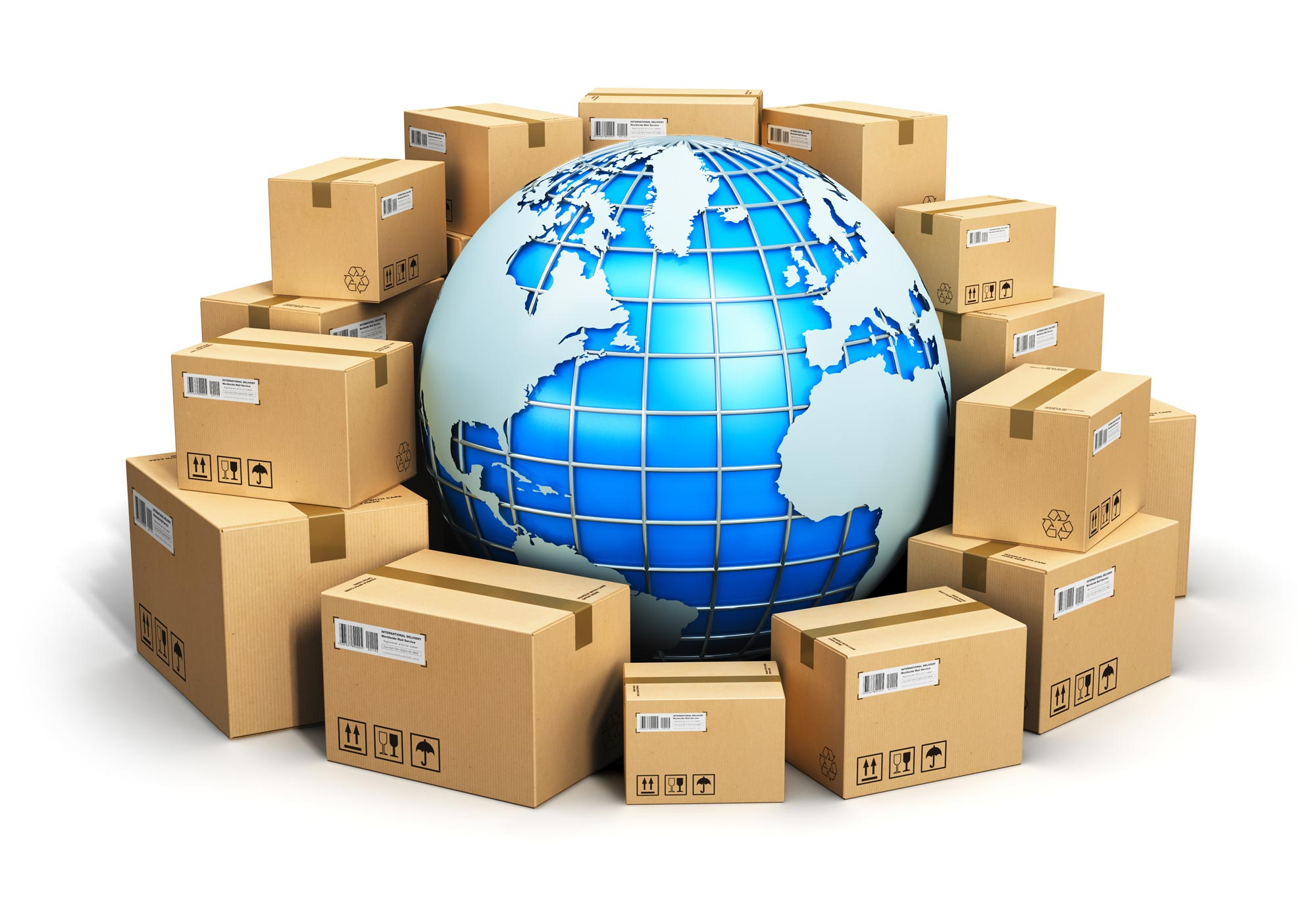 Export Assembly, Consolidations & Import Distributions