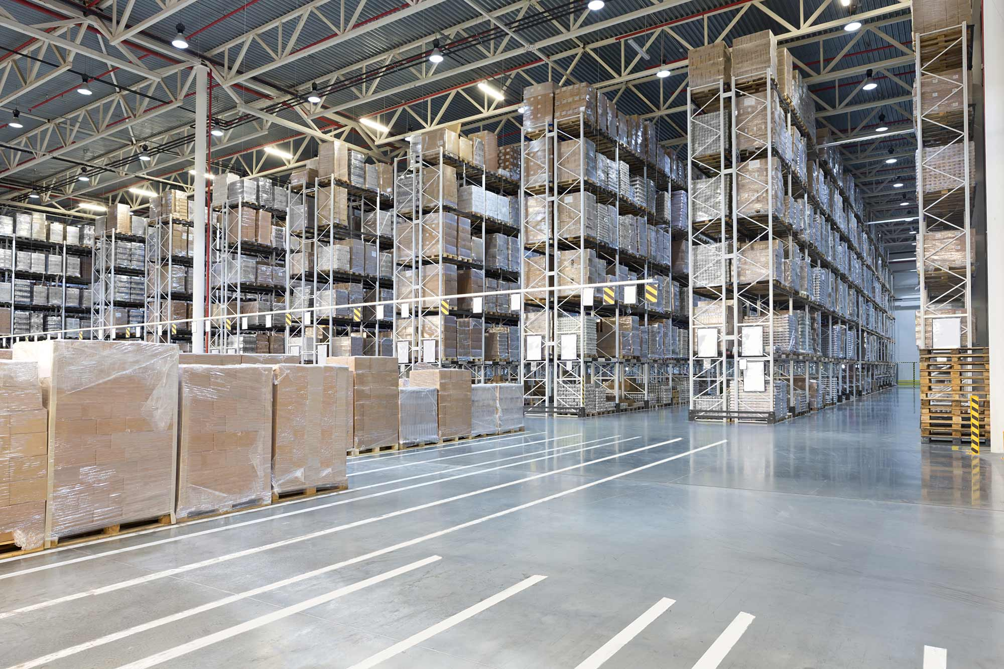 REGIONAL WAREHOUSE/FULFILLMENT FACILITIES